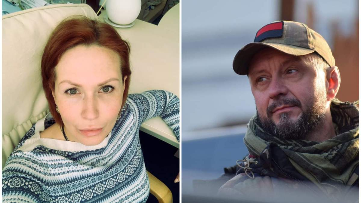 Подозреваемые в убийстве Павла Шеремета Юлия Кузьменко и Андрей Антоненко