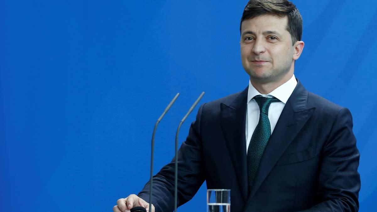 Зеленський: Якщо нам повернуть Донбас і Крим, я готовий хоч 100 разів потиснути руку Путіну