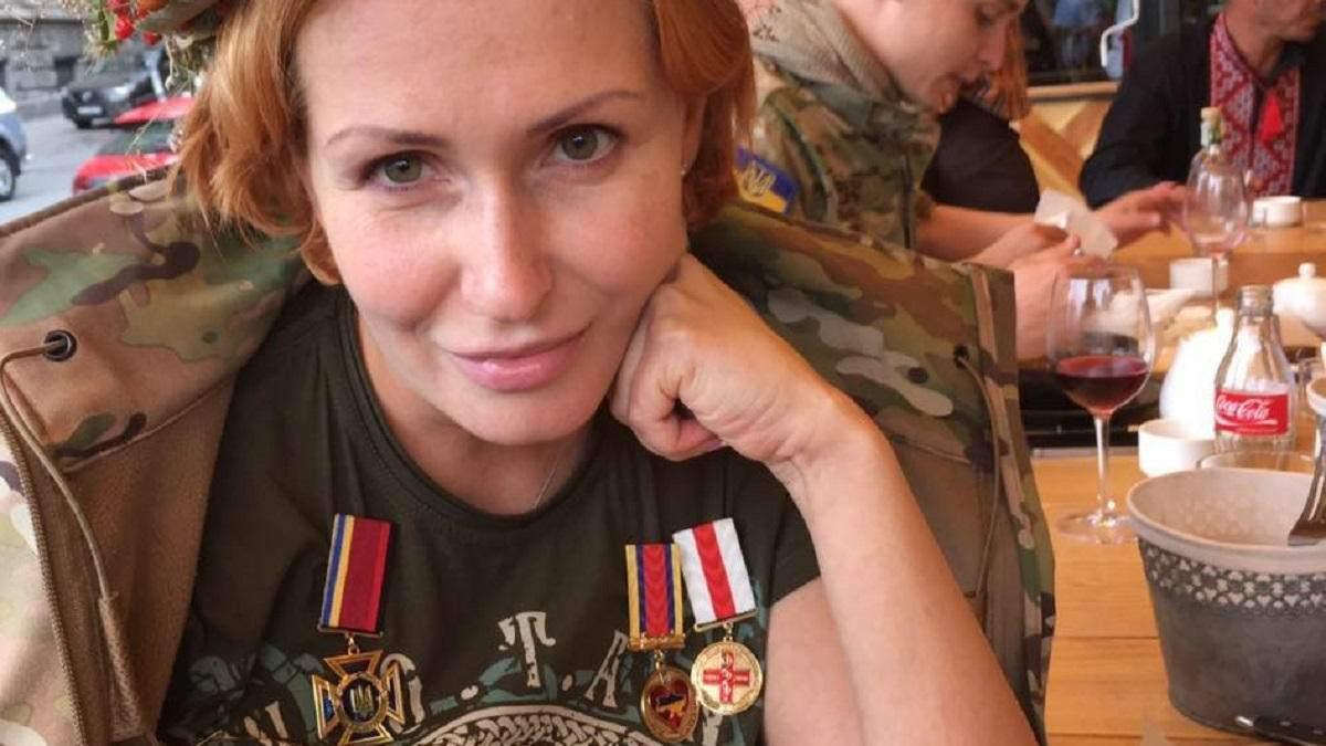 Юлия Кузьменко, волонтер – суд по делу Шеремета – мера пресечения
