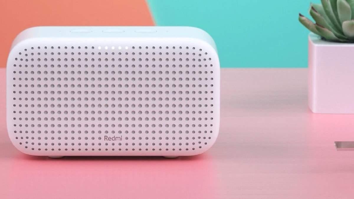 Умная колонка Xiaomi Speaker Play