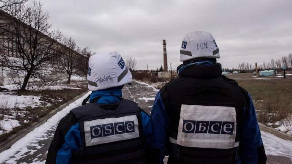 Бойовики продовжують перешкоджати спостерігачам ОБСЄ