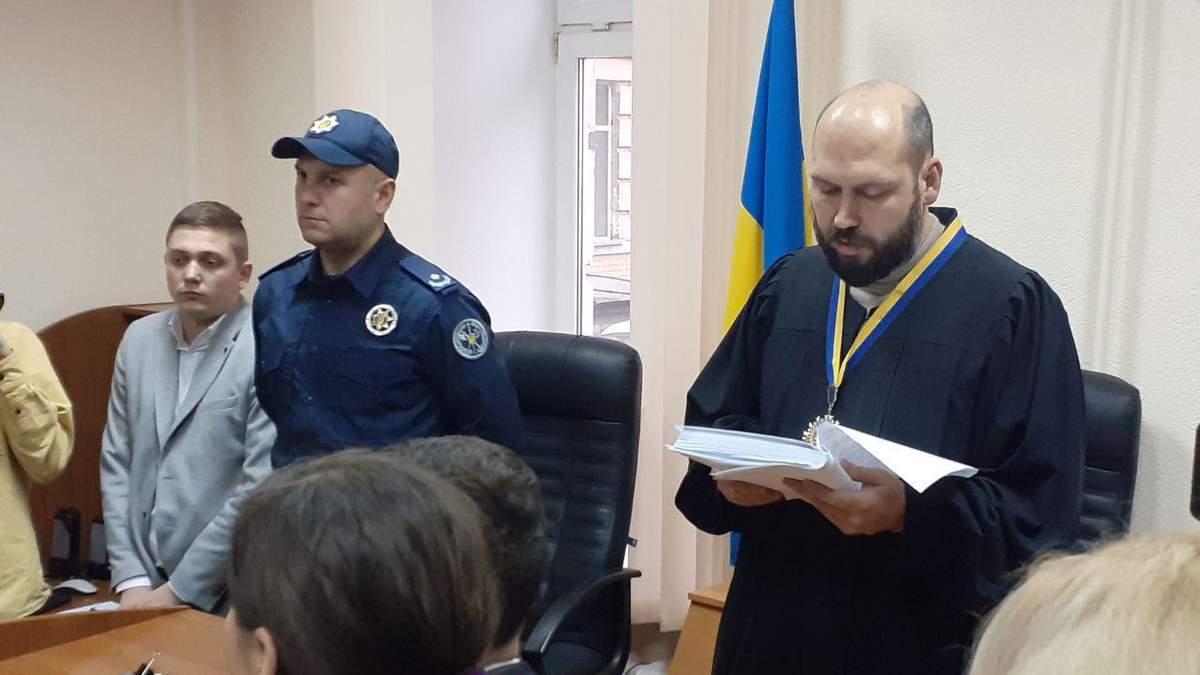 Сергій Вовк - суддя: біографія, скандали та гучні справи судді Печерського районного суду Києва