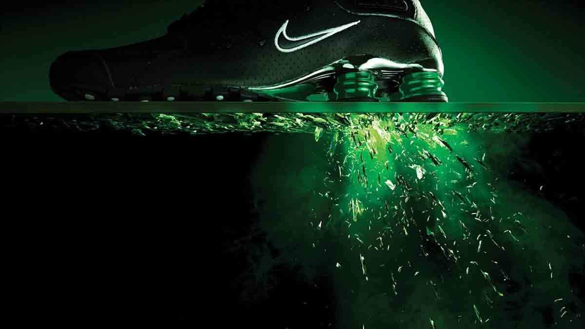 Nike готує блокчейн-кросівки