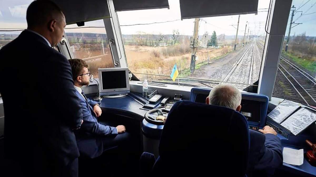 Евгений Кравцов сообщил о сроке строительства евроколеи