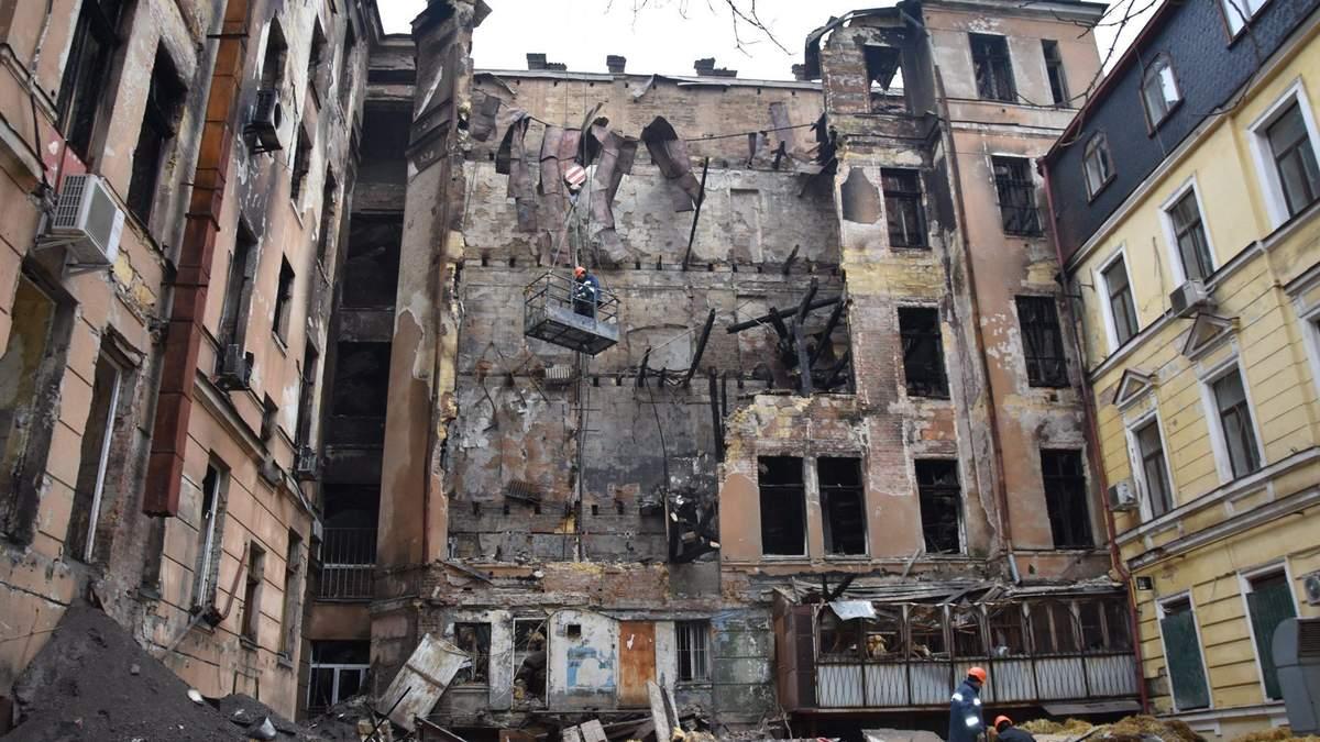 Пожежа в коледжі Одеси – в ДСНС відповіли на звинувачення СБУ