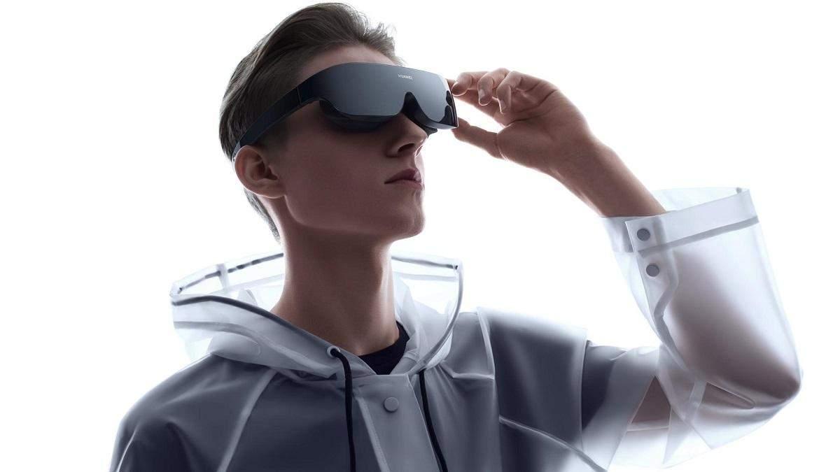 Нові VR окуляри від Huawei