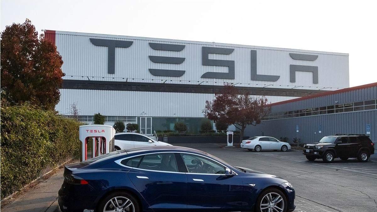 Акції Tesla досягли історичного максимуму