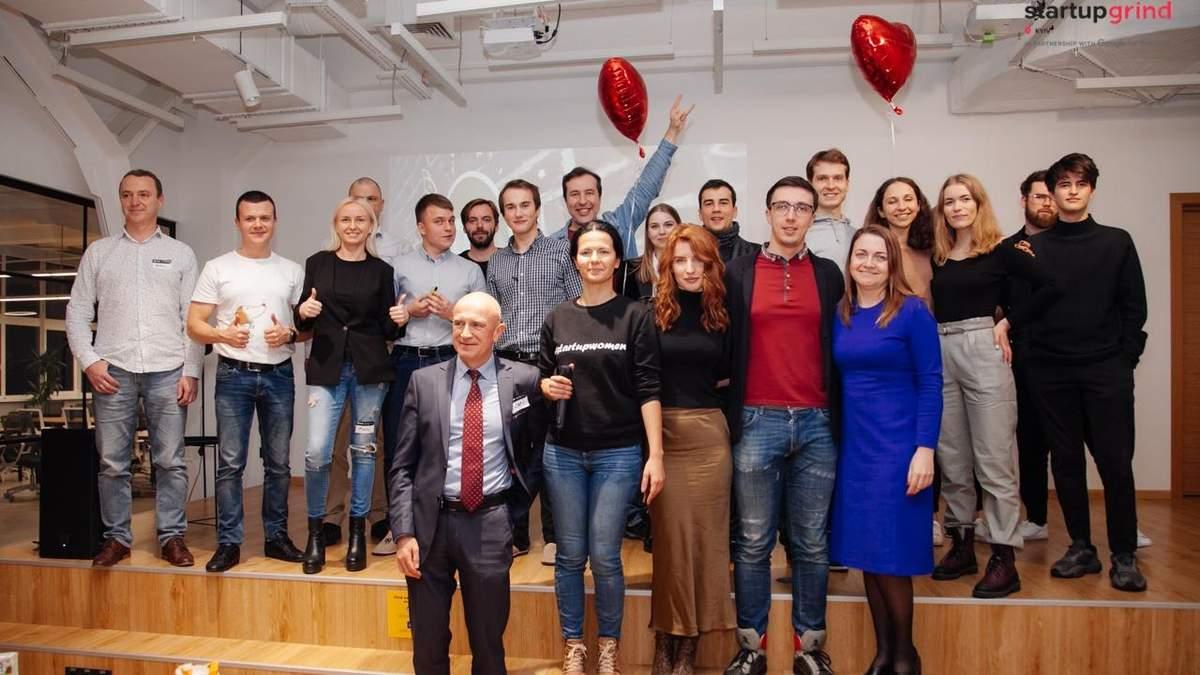 Украинские стартаперы, которые поедут в Кремниевую долину