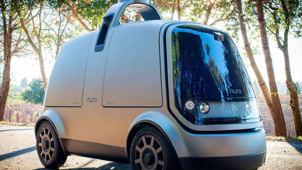 На дорогах Каліфорнії побільшає робомобілів
