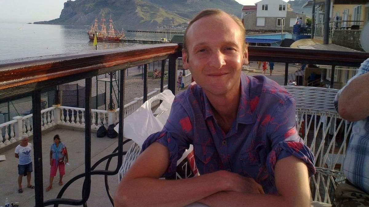 """Написав у фейсбуці """"Пуйло"""": окупанти вирішили депортувати кримського журналіста"""