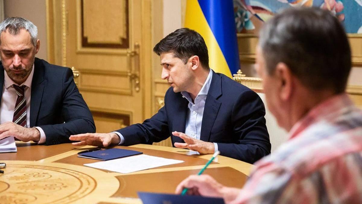 Зеленський ввів у дію рішення РНБО