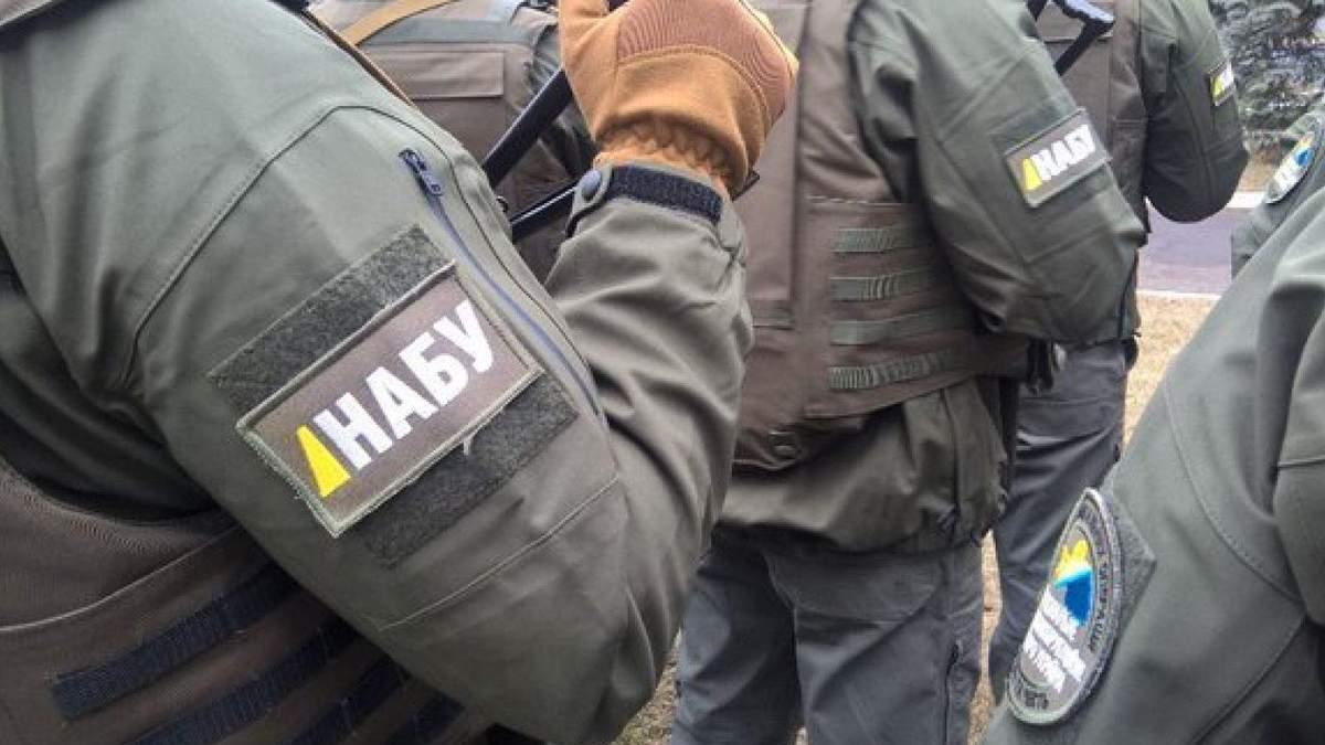 НАБУ оголосило підозру чиновнику у держзраді через зрив оборонного замовлення