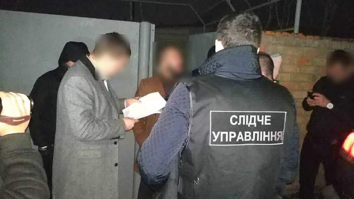 Депутатів затримали поліцейські
