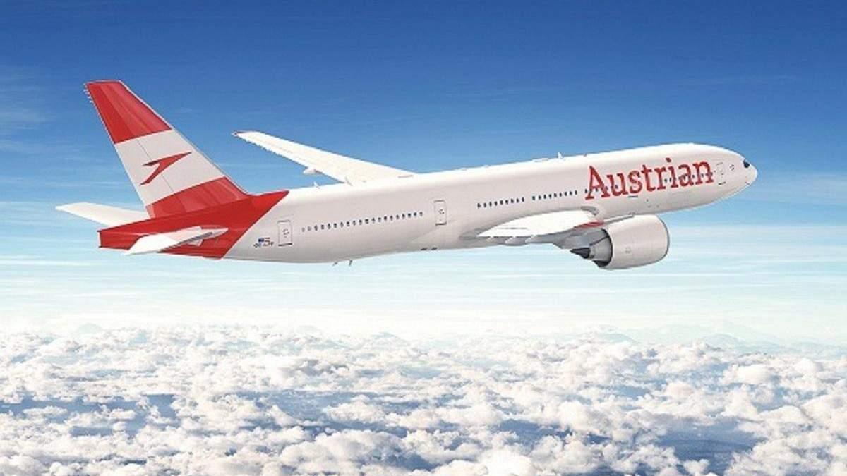 Австрійська авіакомпанія запровадила проїзний на польоти