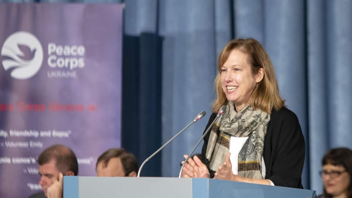 Кристина Квин во второй раз будет представительницей США в Украине