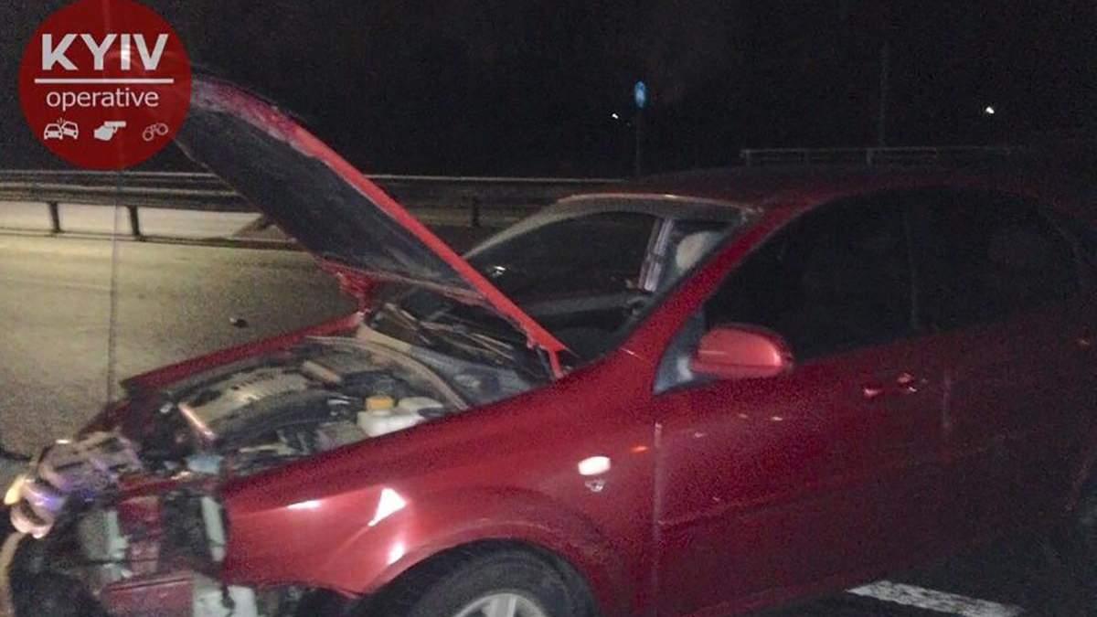 ДТП на Житомирській 24 грудня – зіткнулись 4 авто, 3 постраждалих