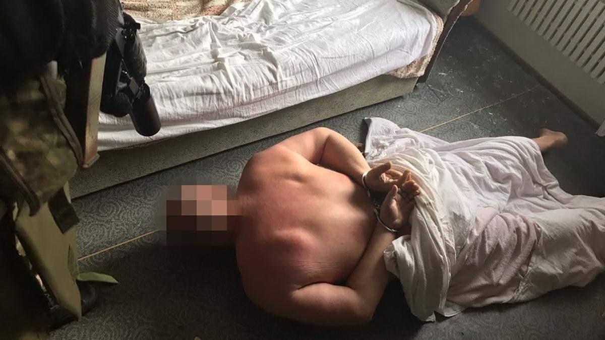 Теракт в Харькове: боевик хотел устроить теракт, его осудили