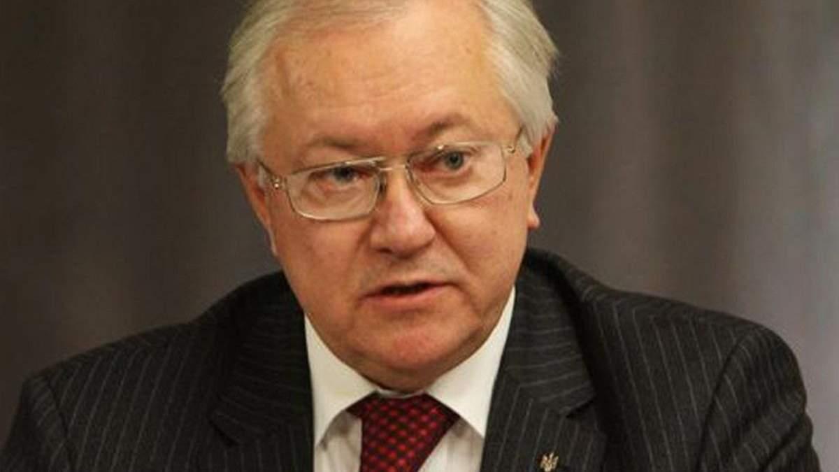 Борис Тарасюк став новим постійним представником України при Раді Європи