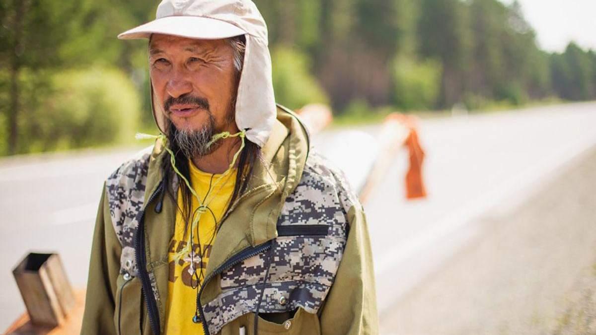 Якутский шаман снова отправился в Москву