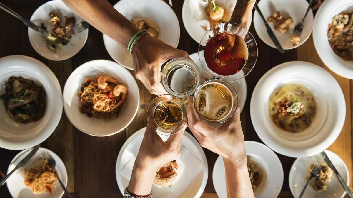 Як зменшити кількість сміття та залишків їжі після свят