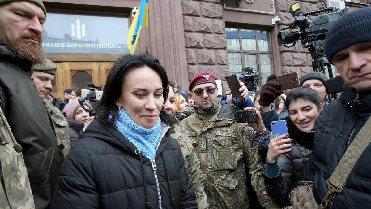 Зверобой подала заявление на директора ГБР Трубу
