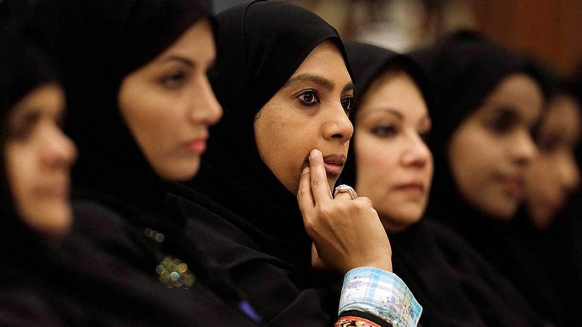 У Саудівській Аравії заборонили брати шлюб до 18 років