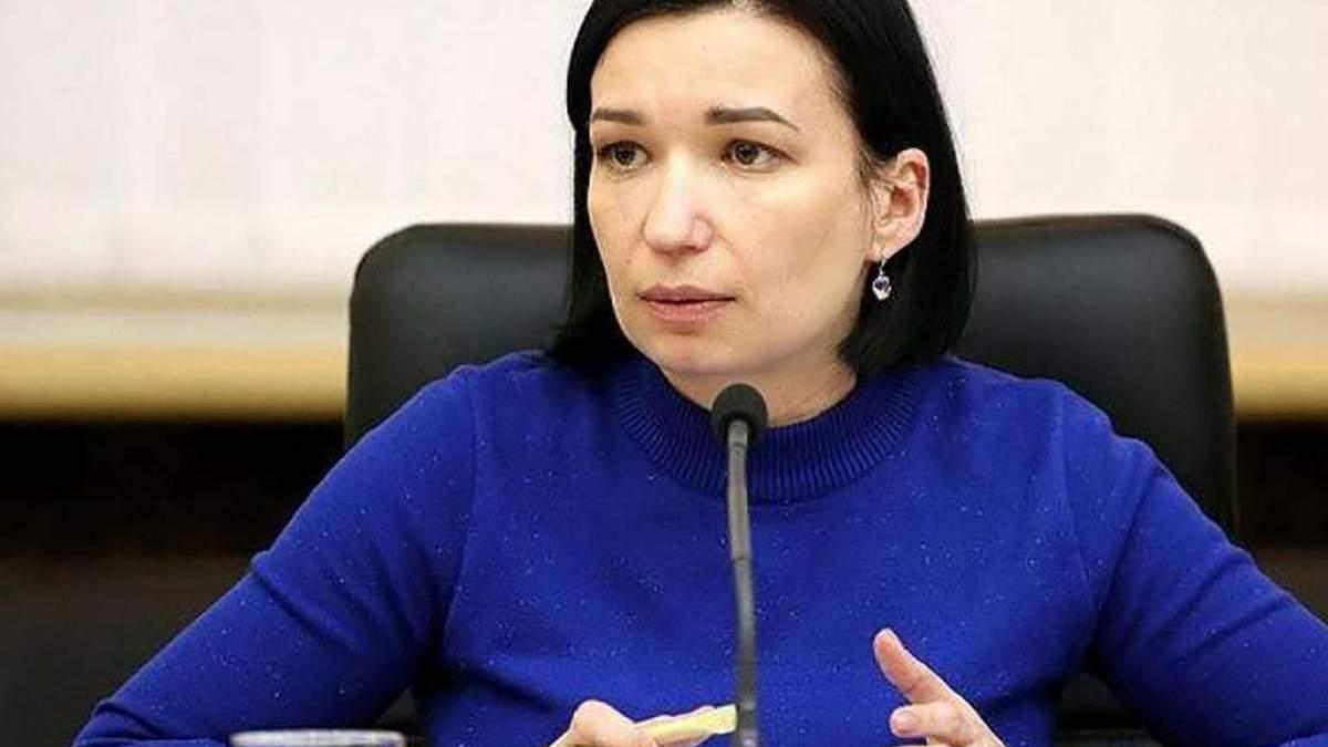 Айвазовська назвала причину ймовірних дострокових виборів у Раду в 2020 році