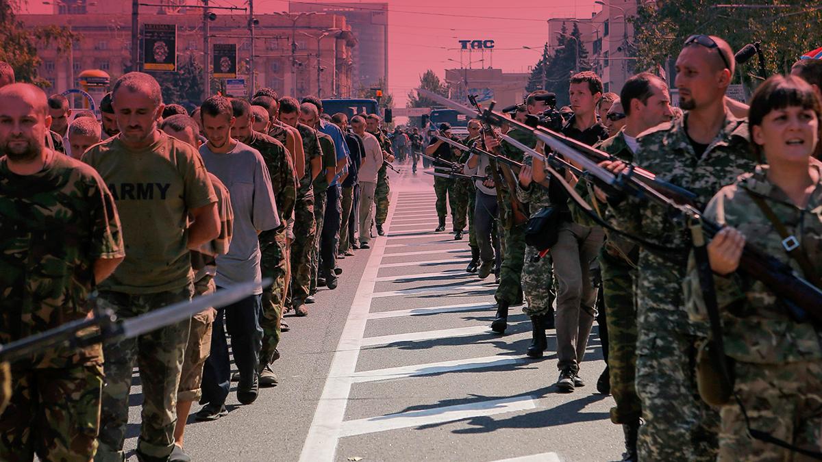 Обмен пленными 29 декабря 2019 – список пленных Украины и России