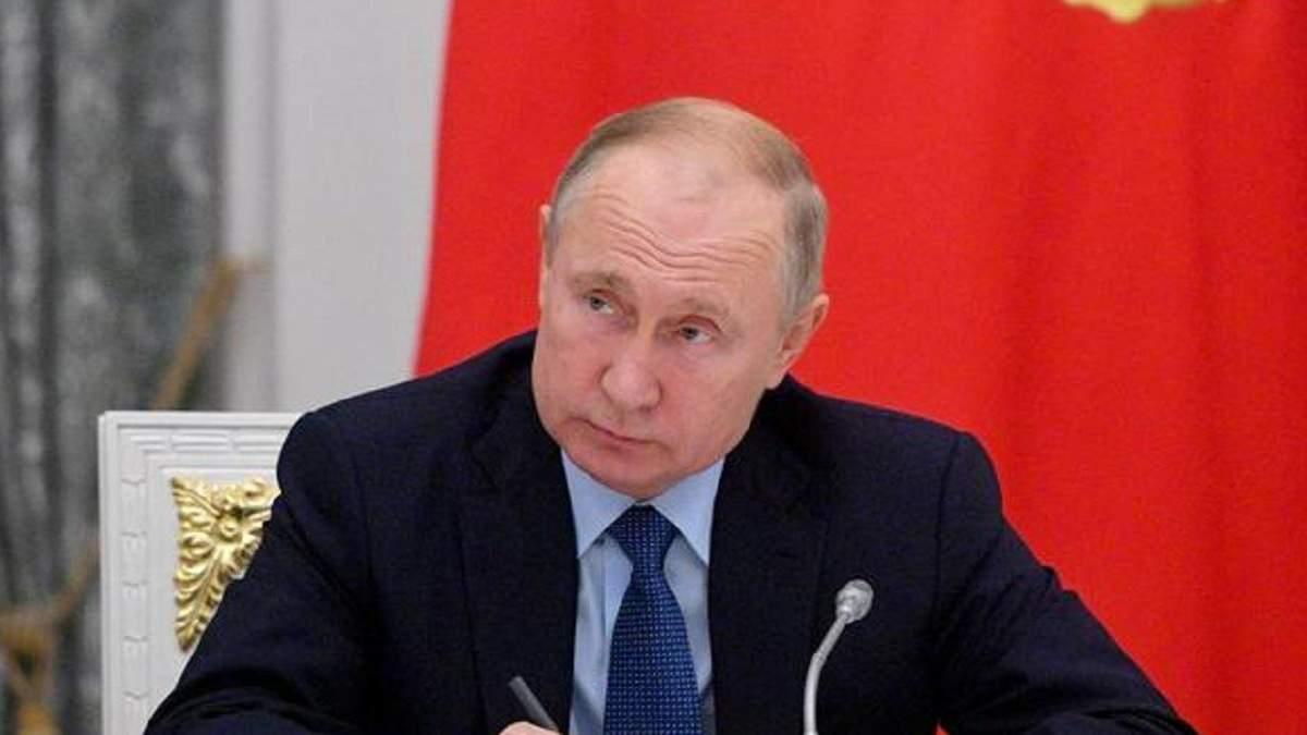 Влада Херсона відповіла Путіну на його закиди щодо територій