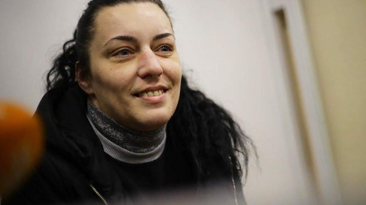 Дело Шеремета: суд оставил подозреваемую Грищенко под стражей по другому делу