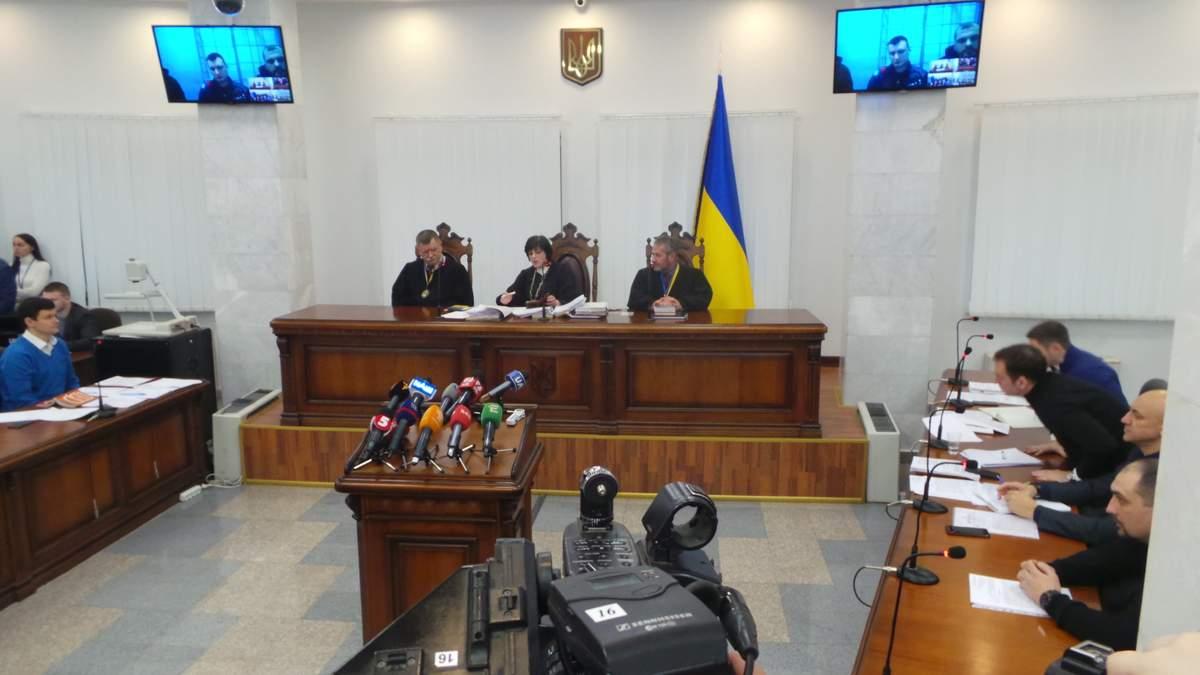 Суд розглядає апеляцію на арешт ексберкутівців