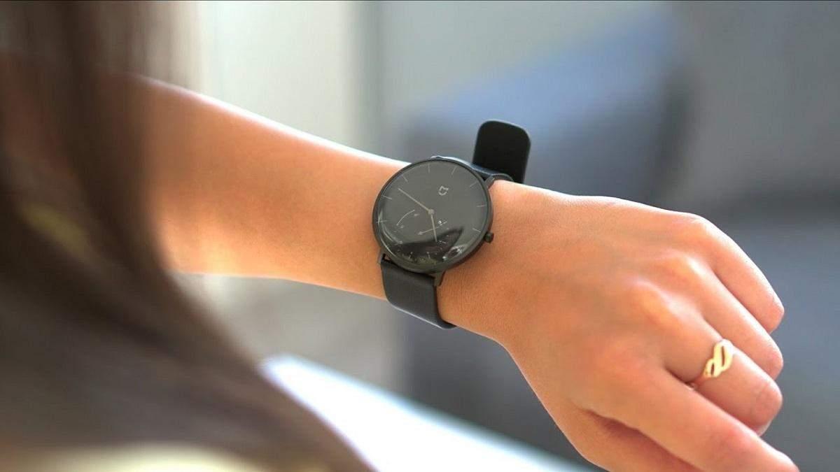 Xiaomi готує новий годинник для жінок