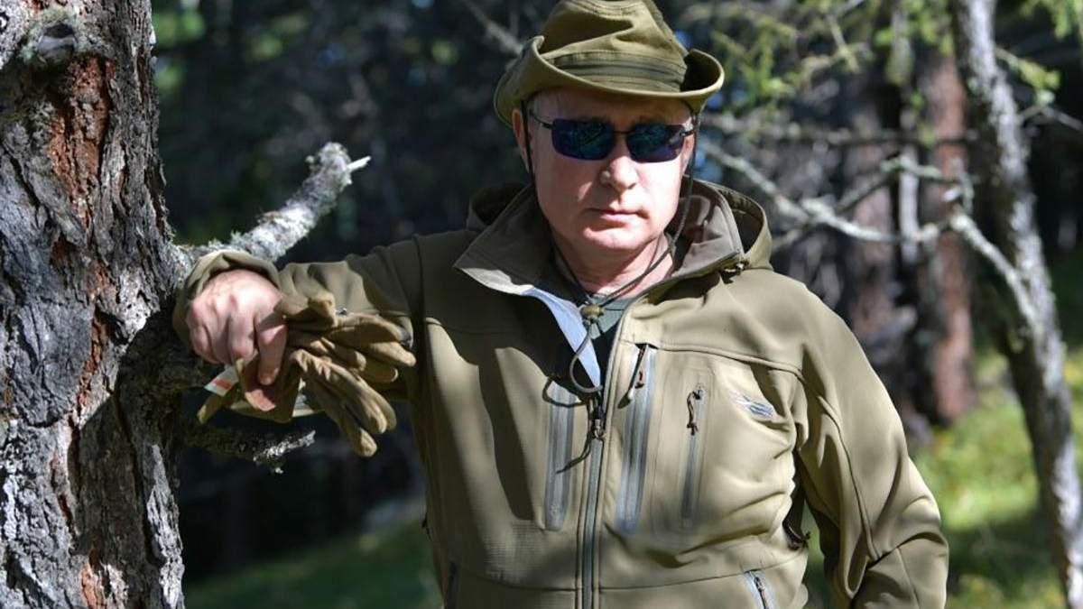 Криворукие миньоны Путина