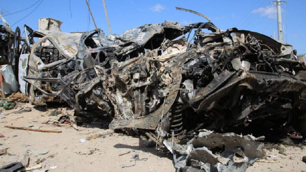 Десятки людей постраждали через вибух у Сомалі