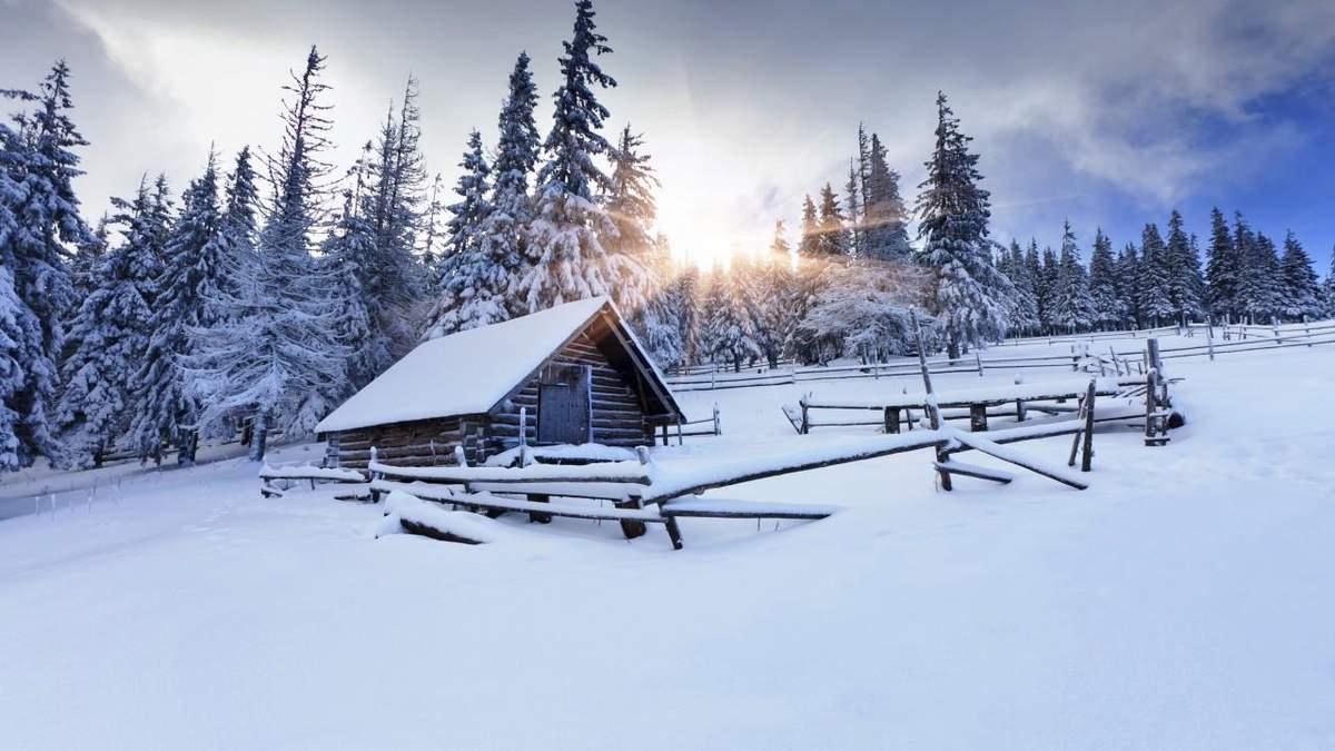 Погода на январь 2020 – прогноз погоды на январь в Украине