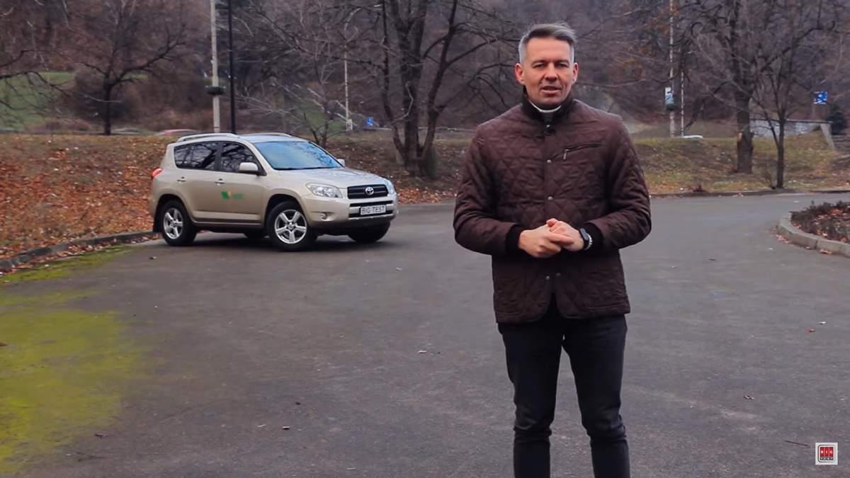 Toyota RAV4 бу – цена в Украине, тест – характеристики Тойота Рав 4