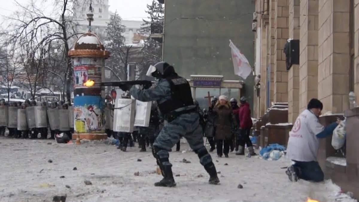 Майдан, 2014