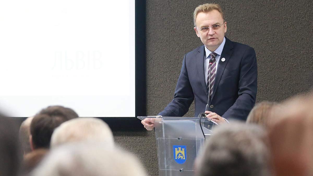 Львів серйозно налаштований боротися за проведення Олімпійських ігор-2030