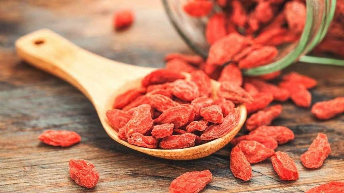 Ягоди годжі – користь і шкода ягід годжі для організму