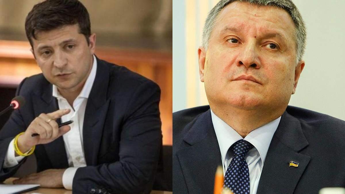 Аваков стане проблемою Зеленського у 2020 році, – Лещенко