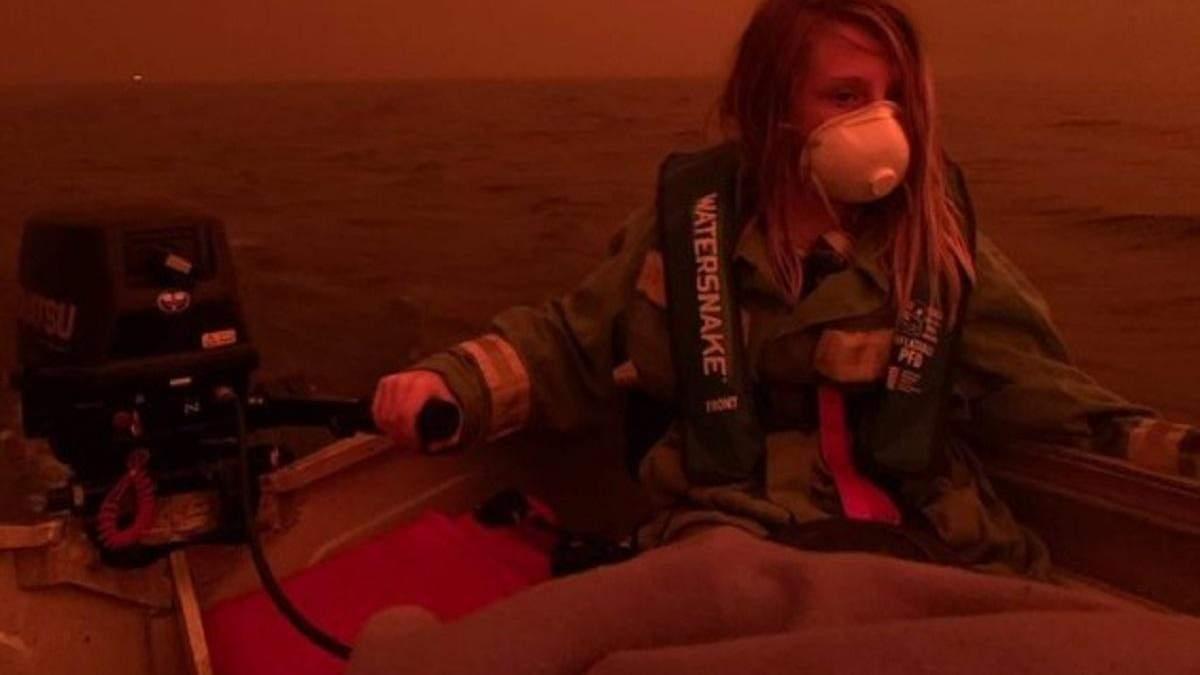 Пожежа в Австралії: жертви, загиблі від пожежі