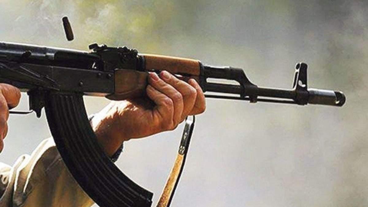 В России мужчина вместо фейерверков устроил стрельбу