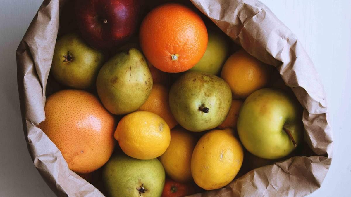 Користь фруктів