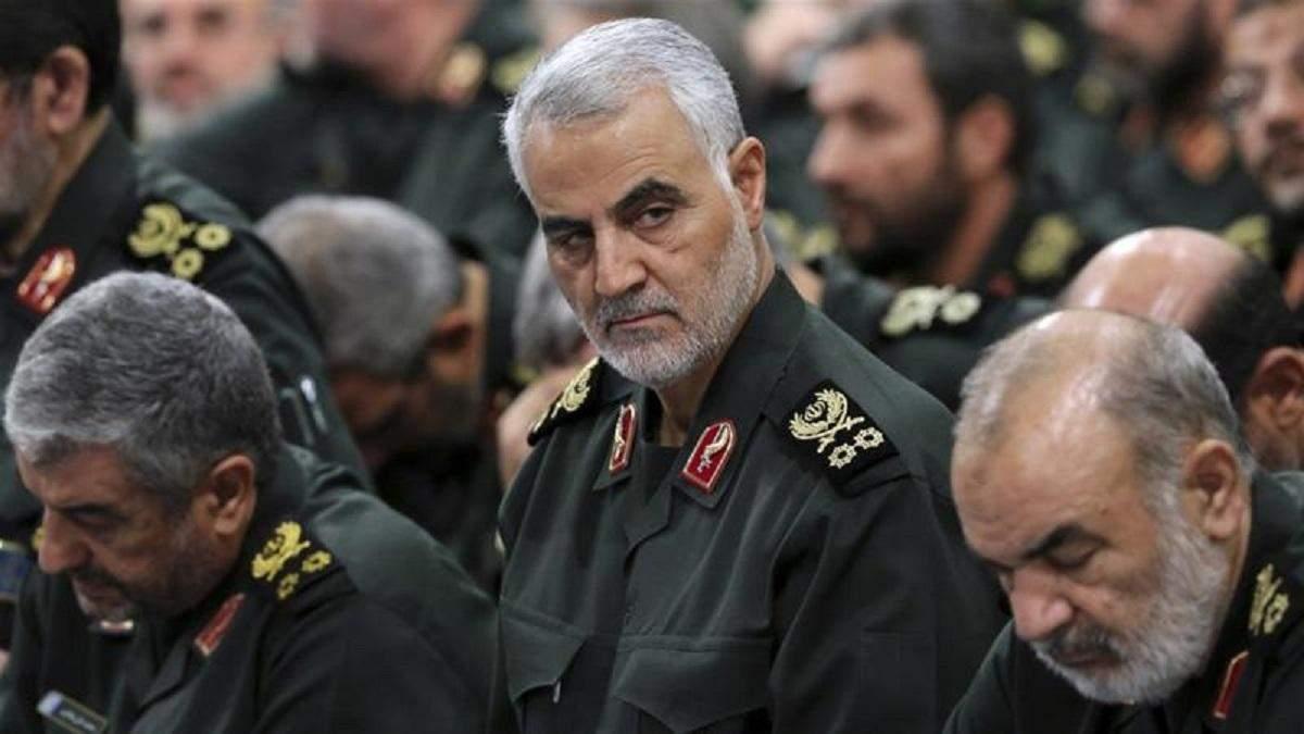 Трамп особисто віддав наказ про ліквідацію Кассема Сулеймані