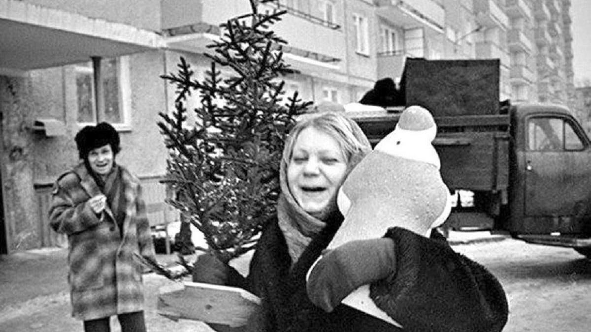 Новый год и СССР: как это было