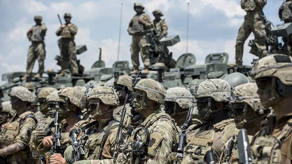 Американські військові готові до передислокації на Близький Схід