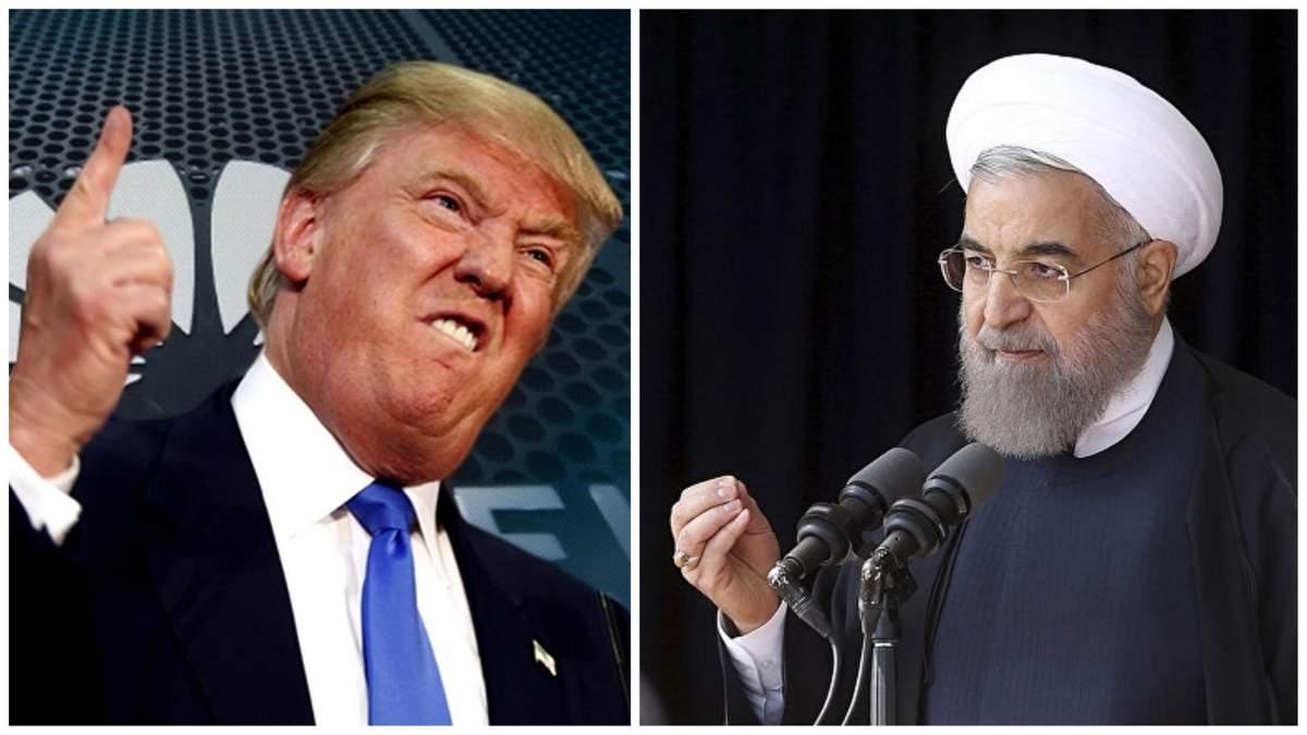 США та Іран обмінялися взаємними погрозами