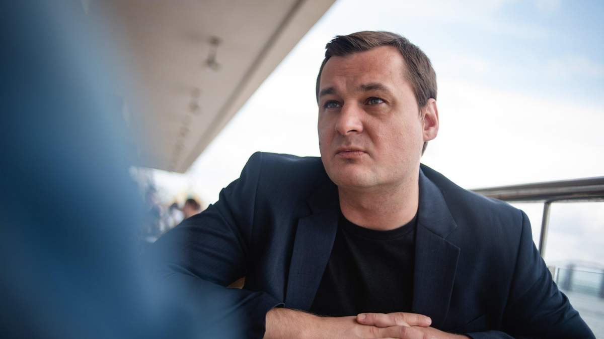 У Путіна закінчився термін, коли він міг піти мирно: ексклюзивне інтерв'ю з Яковиною