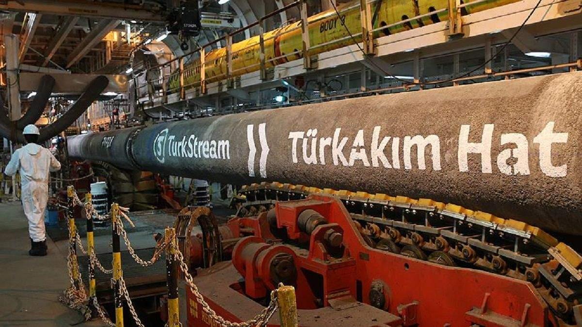 """Северная Македония и Греция уже получают газ из """"Турецкого потока"""""""