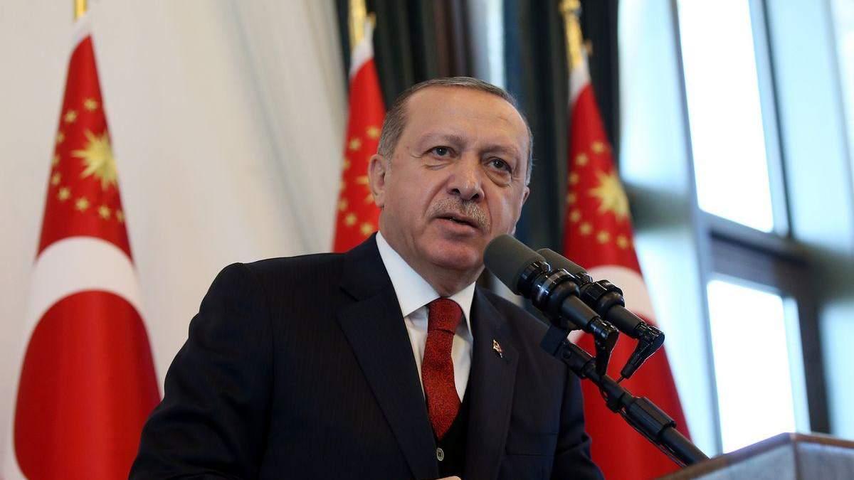 Президент Турции сказал, что его военные уже идут в Ливию